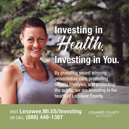Investing in Health. Investing in You.