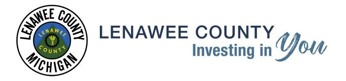 Lenawee County Investing in You