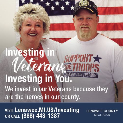 Investing in Veterans. Investing in You.