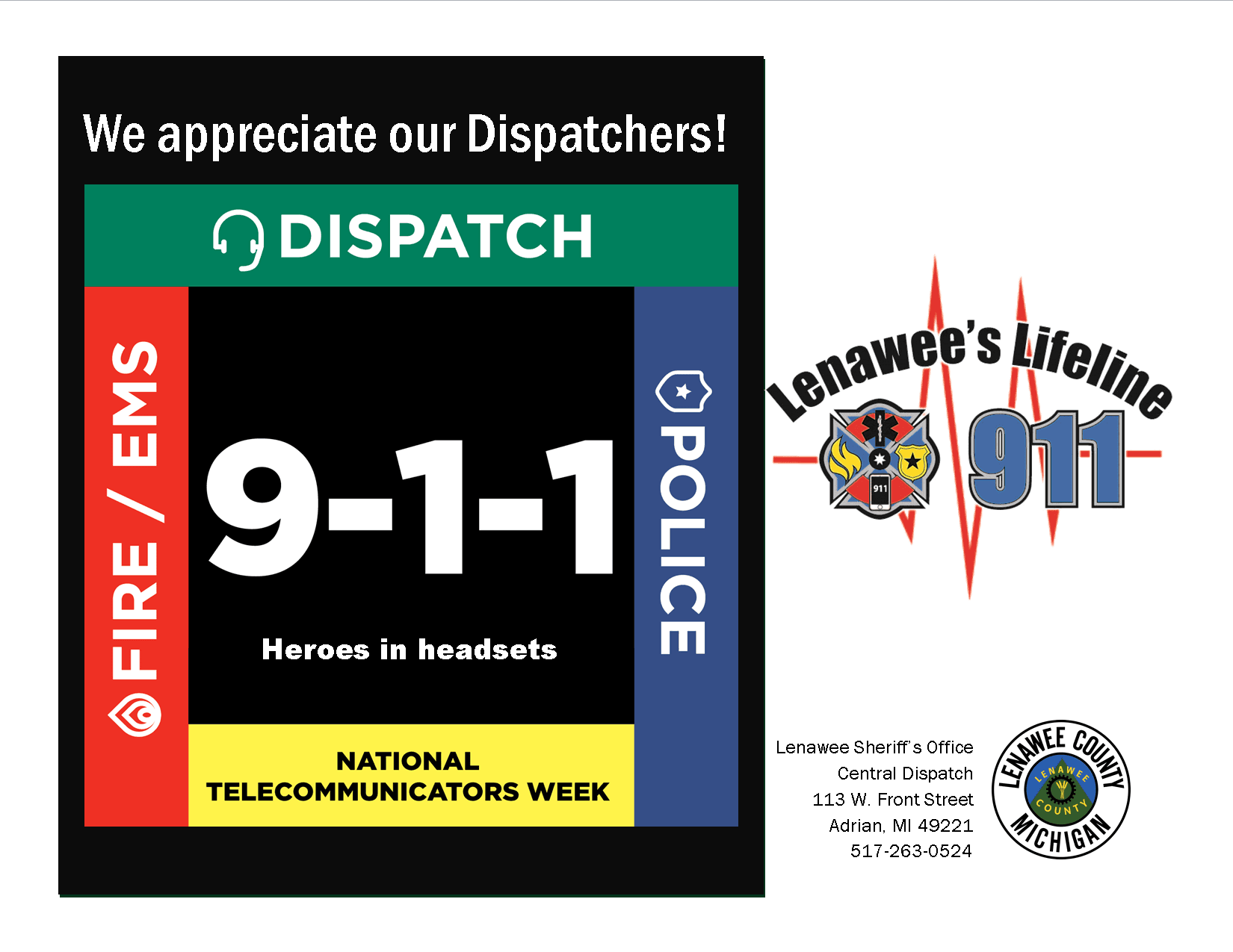 Dispatch week
